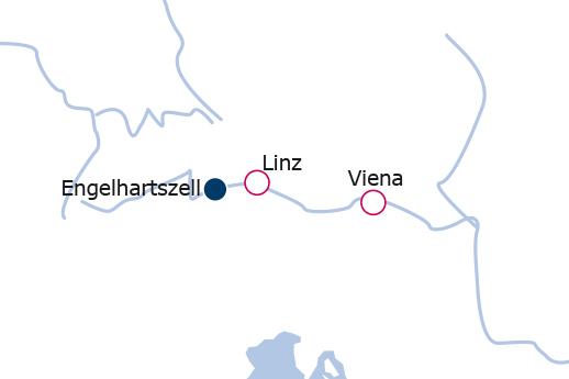 Itinerario de Mercadillos de Navidad en el Danubio