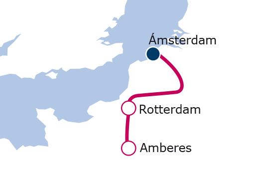 Itinerario de Países Bajos Semana Santa