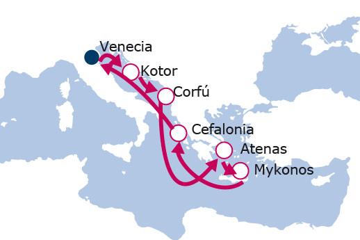 Grecia y Montenegro