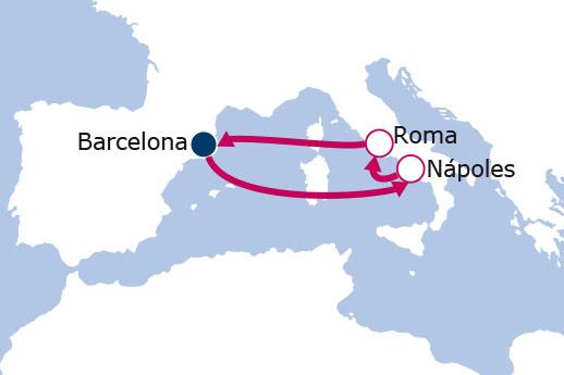 Itinerario de Minicrucero II Nuevo Symphony of the seas