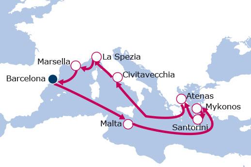 Itinerario de Rumbo a la cuna de la civilización II